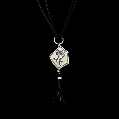Ketting Ohotnisa een uniek sieraad. In combinatie met armband ohotnisa en oorbellen Ohotsina heeft u een uniek setje sieraden. Exclusieve sieraden bij sieradencorner.nl. SALE € 14,00