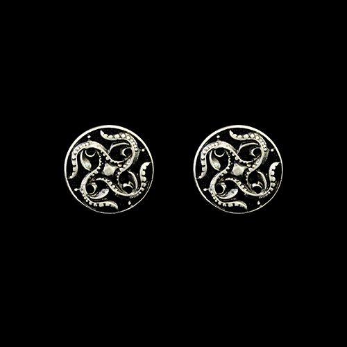 Oorbellen Ustina een uniek sieraad. In combinatie met armband Ustina en ketting Ustina heeft u een vrolijk setje sieraden. | Bijzondere sieraden bij sieradencorner.nl Prijs € 6,00