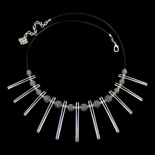 Ketting Neolit een uniek sieraad. In combinatie met armband Neolit heeft u een uniek setje sieraden. Exclusieve sieraden bij sieradencorner.nl Prijs € 25,00