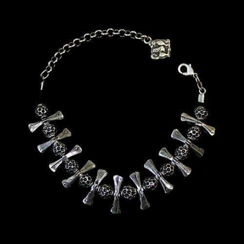 Armband Neolit een uniek sieraad. In combinatie met de ketting Neolit heeft u een uniek setje sieraden. Exclusieve sieraden bij sieradencorner.nl Prijs € 14,00