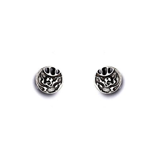 Zilverkleurige nikkelvrije oorbellen Spanta Prijs € 5,00 Op sieradencorner.nl vind je klassieke, vintage en trendy sieraden met betaalbare prijzen.